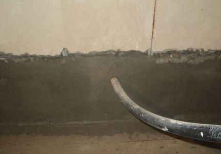 обмазочная внутренняя гидроизоляция дома
