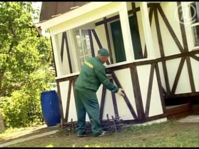 отделка дома в немецком стиле фото