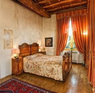 отделка стен в тосканском стиле