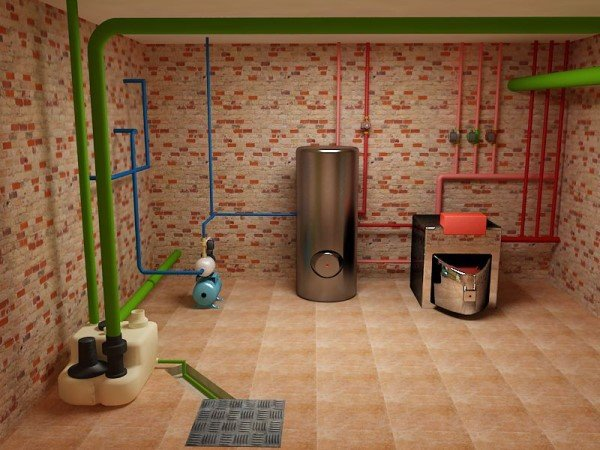 Как утеплить подвал в частном доме своими
