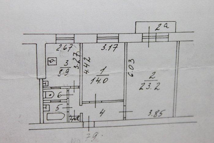 Планировка 1,2,3 и 4 комнатной квартиры сталинки.