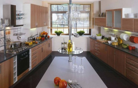 планировка кухни 10 кв. м. в 2 линии