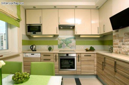 планировка кухни 9 кв. м.