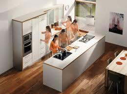удобная планировка кухни для приготовления еды
