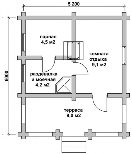 Строим баню из блоков своими руками поэтапный показ строительства