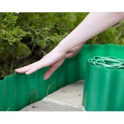 оградка из пластика