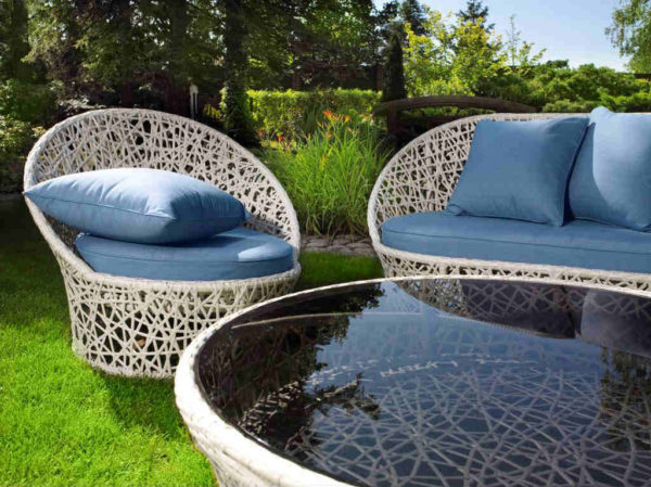 Мебель для сада и дачи