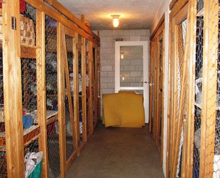 кладовая в подвале