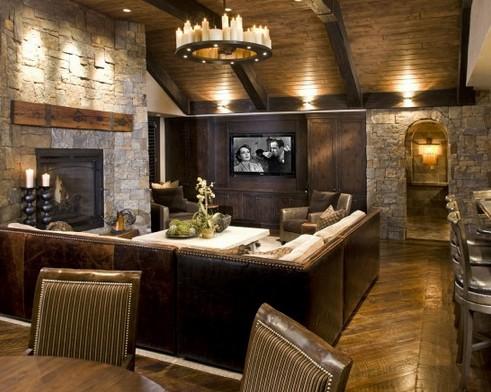 Дизайн цоколя в частных домах