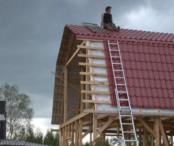 типы крыши