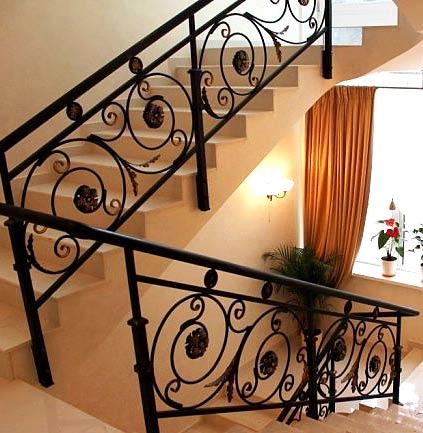 поручни лестница