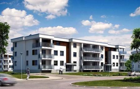проект 3 этажного многоквартирного дома