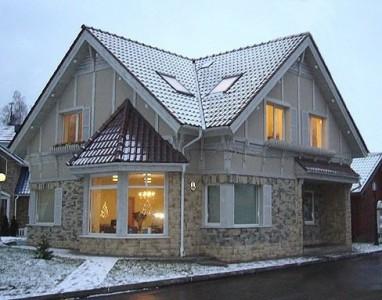 дом керамзитобетон проект