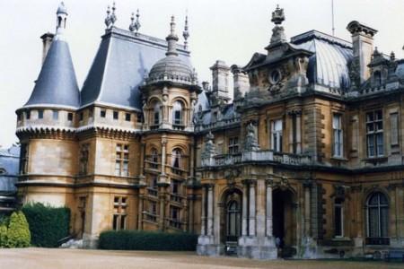 проект дома в дворцовом стиле