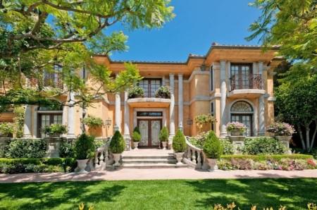 проект дома в испанском стиле