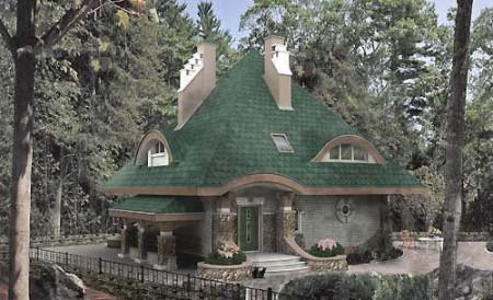 проект кирпичного дома 170 кв. м.