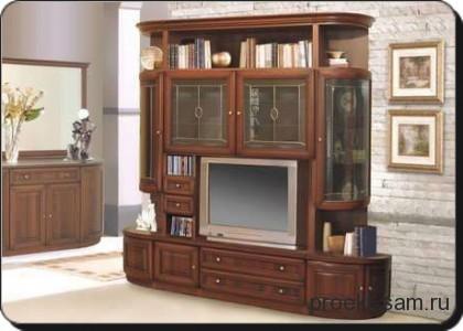 проект корпусной мебели