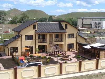 проект мини гостиницы черте города