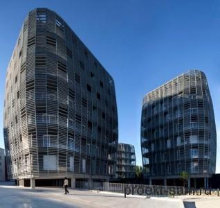 проект многоэтажного многоквартирного дома для города Сет