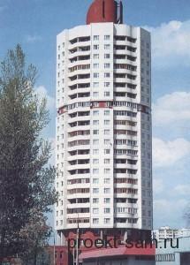 проект монолитного многоэтажного дома