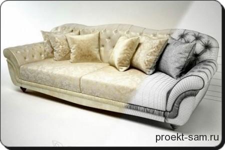 проект мягкой мебели