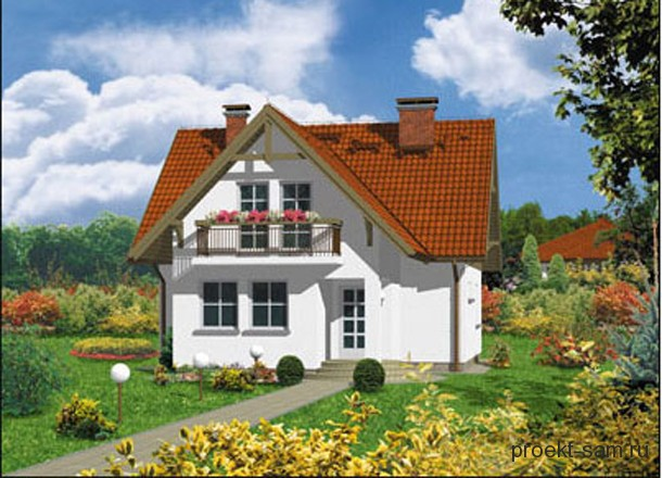 проект польского дома