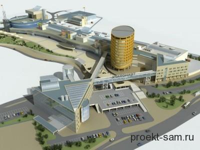 проект промышленного здания