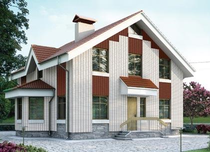 проект дома 11x11