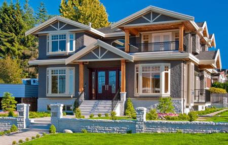 дуплекс дом с общим входом