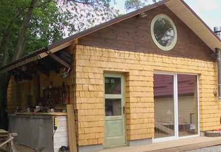 готовый проект мини дом