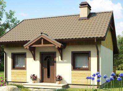 энергосберегающий мини дом