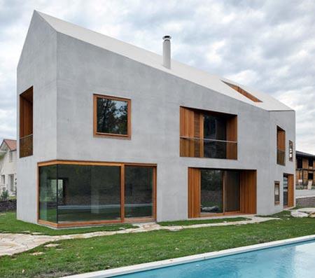 проект монолитного дома