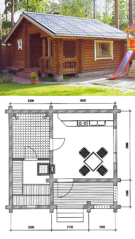 фасад дом лафет