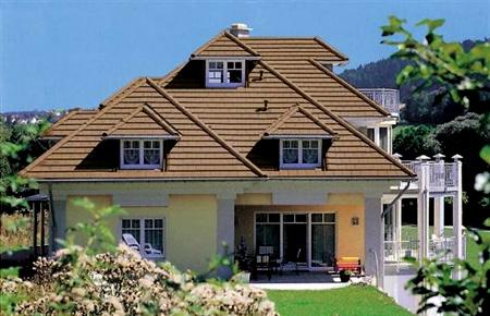 проект дома с шатровой крышей