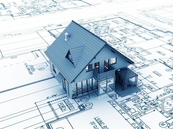 чертежи проекта жилого дома