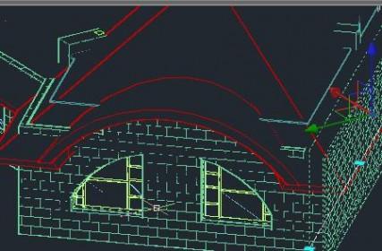 проект крыши программа AutoCad