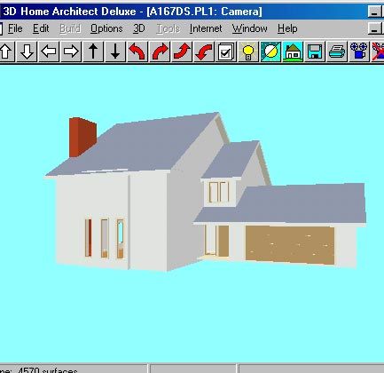 проектирование Planix Home 3D Architect