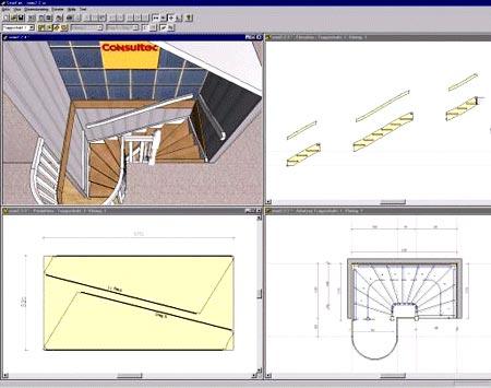 программа для проектирования лестниц скачать бесплатно на русском