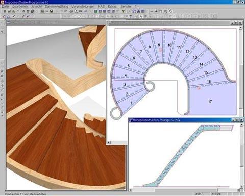 программа StairDesigner 5.08a PRO