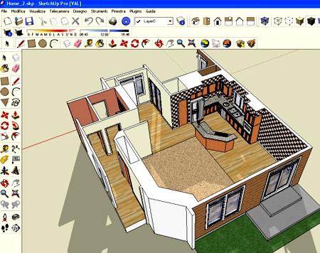 программа проектирование домов