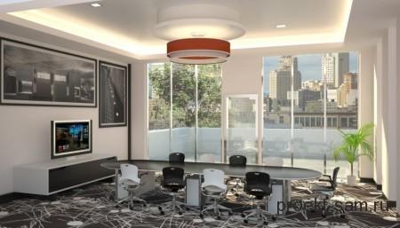 проект дизайна квартиры в программе Archicad