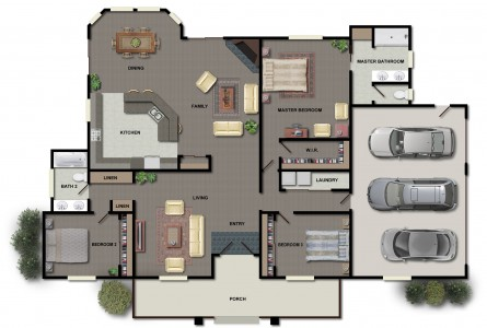 программа Floor Plan