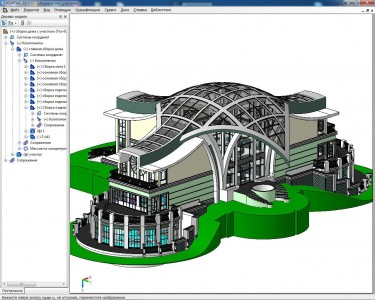 3-d программы для технического проектирования: