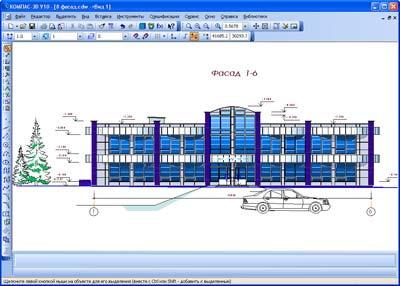 программа для проектирования компас-3d