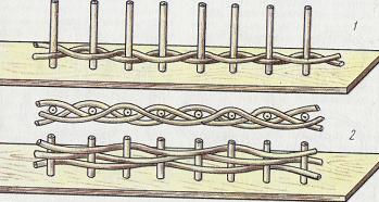 простое плетение