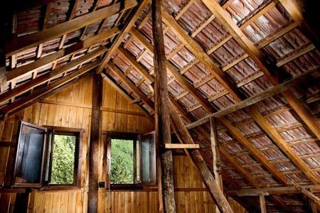 проветривание дачи после зимы
