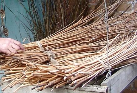 прутья для плетения