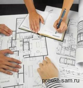 Проект частного дома своими руками