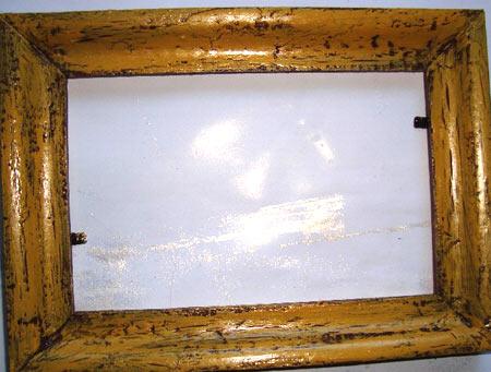 рамка кракелюр