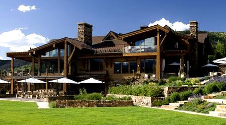 проект дома ранчо